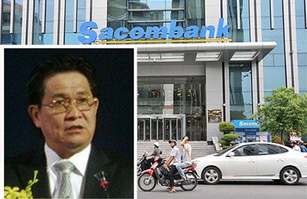 Sacombank đã có kế hoạch xử lý tài sản xiết nợ này chậm nhất đến ngày 31/5/2013.