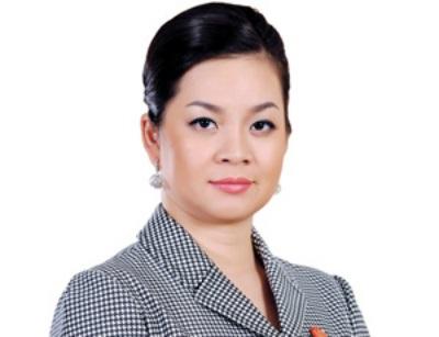Bà Nguyễn Thanh Phượng.