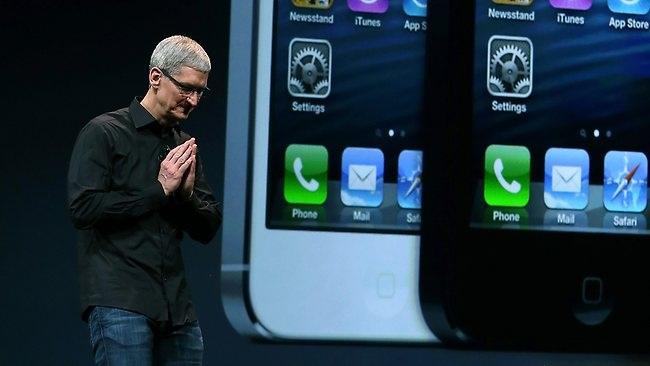 Làng công nghệ đang chờ đợi những sản phẩm đột phá hơn từ Tim Cook sau iPhone 5.