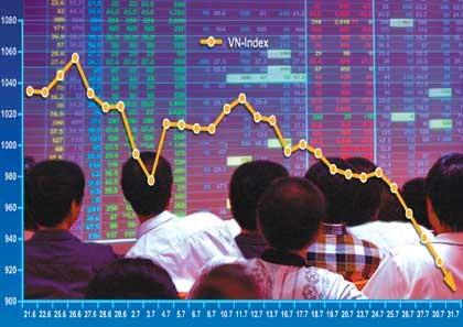 VN-Index vẫn là ngưỡng khó vượt qua đối với VN-Index.