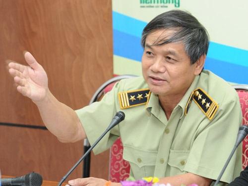 Ông Đỗ Thanh Lam, Phó Cục trưởng, Cục Quản lý thị trường, Bộ Công Thương.