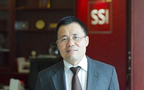 Chủ tịch HĐQT kiêm TGĐ của SSI - ông Nguyễn Duy Hưng.