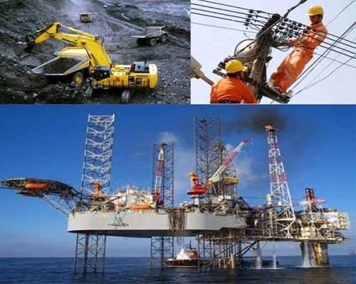 Ngành năng lượng tiếp tục mang lại doanh thu khủng cho nền kinh tế.