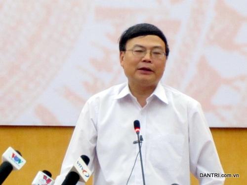 Ông Nguyễn Xuân Chiến, Phó Vụ trưởng Vụ Thị trường trong nước.