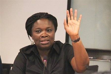 Bà Victoria Kwakwa - Giám đốc quốc gia của WB tại Việt Nam (ảnh: BD).