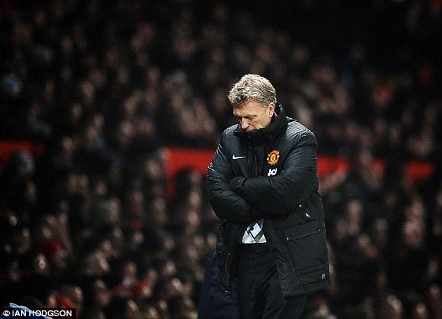 Sa thải David Moyes, cổ phiếu Manchester United bùng nổ
