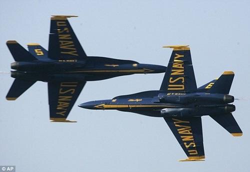 Blue Angels là phi đội bay trình diễn lâu đời thứ 2 trên thế giới.