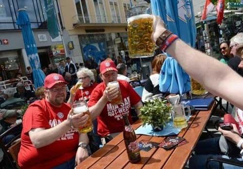 Thành phố Krakow (Ba Lan) là nơi có bia rẻ nhất thế giới.