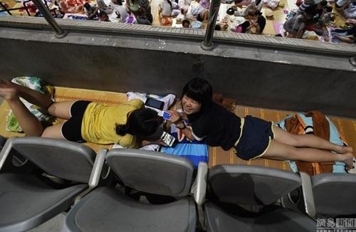 Đây là cách ban lãnh đạo nhà trường giúp sinh viên đảm bảo sức khỏe vượt qua ngày nóng.