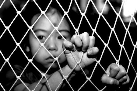 Ở khu vực Đông Nam Á, 33% nạn nhân buôn bán người là trẻ em (Ảnh minh họa)