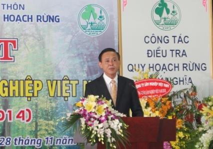 Thứ trưởng Bộ NN&PTNT Hà Công Tuấn (Ảnh: T. Nguyên)