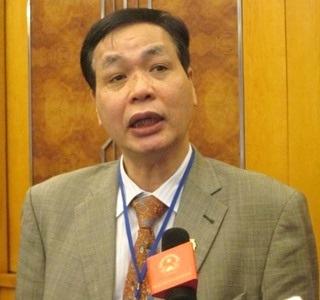 Ông Nguyễn Như Tiệp, Cục trưởng Cục Quản lý Chất lượng Nông lâm thủy sản (Bộ NN&PTNT)