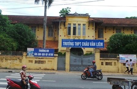 Cần Thơ tạm dừng xây mới Trường THPT Châu Văn Liêm để mời chuyên gia thẩm định lại