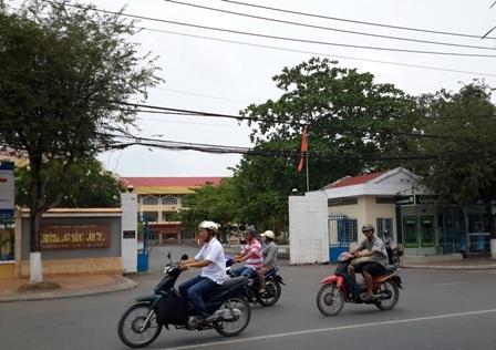 Trường Cao đẳng Cần Thơ, nơi ông Trần Thanh Liêm đang công tác.