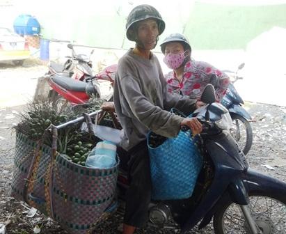 Ông Nguyễn Văn Dũng trở thành người đi buôn cau bất đắc dĩ