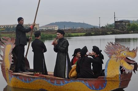 Hội Lim là một trong những lễ hội lớn nhất tỉnh Bắc Ninh.