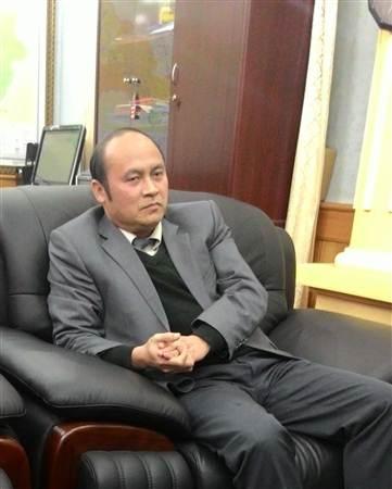 Ông Nguyễn Văn Linh, Phó Chủ tịch Thường trực UBND tỉnh Bắc Giang trong buổi làm việc với PV