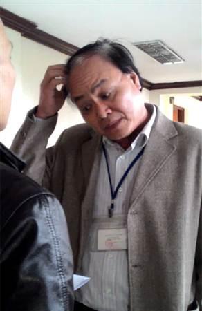 Ông Nguyễn Văn Nam, Chánh Văn phòng Công ty TNHH Một thành viên Phân đạm và Hóa chất Hà Bắc.