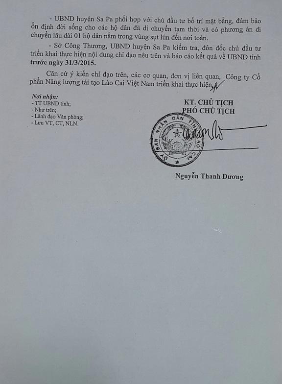 Lãnh đạo tỉnh Lào Cai lên tiếng về hiện tượng nứt nẻ quốc lộ 4D