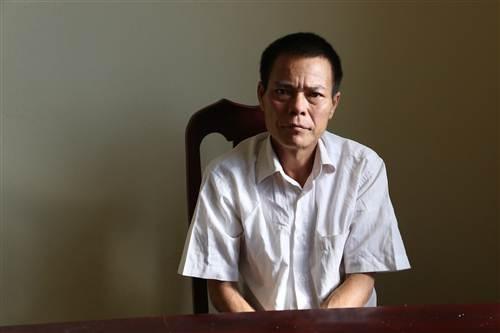 Đối tượng Trần Văn Thành.