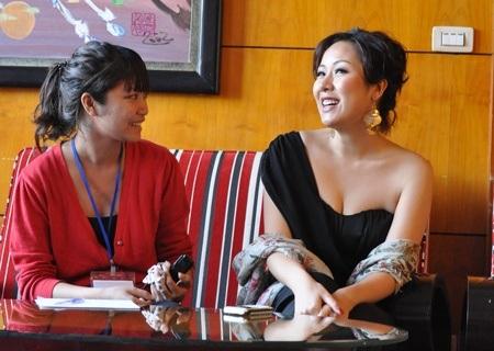 Hoa hậu Ngô Phương Lan và Miss Teen chung vui cùng Hạ Long  - 1