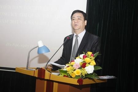 Thứ trưởng, Phó Chủ nhiệm Ủy ban Dân tộc Hoàng Xuân Lương