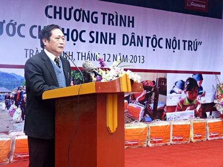 Ông Chu Tuấn Thanh - Vụ trưởng Vụ Tuyên truyền, Uỷ ban Dân tộc