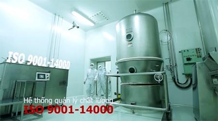 Hệ thống quản lý chất lượng ISO 9001-14000