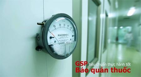 GSP – Tiêu chuẩn thực hành tốt bảo quản thuốc