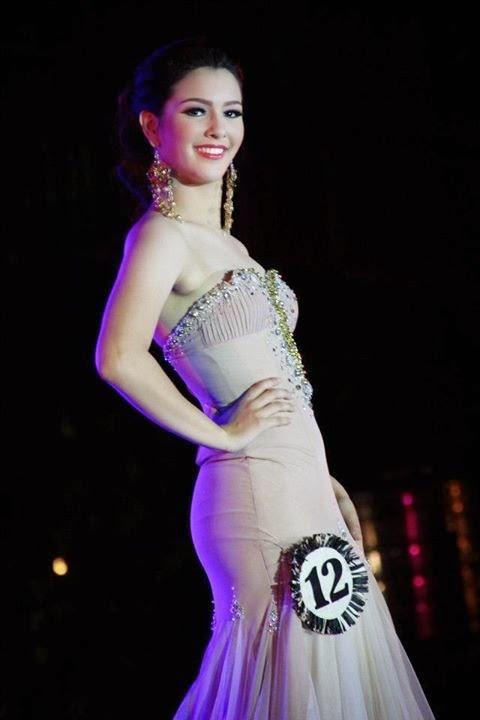 Chúc mừng tân Hoa hậu trái đất!