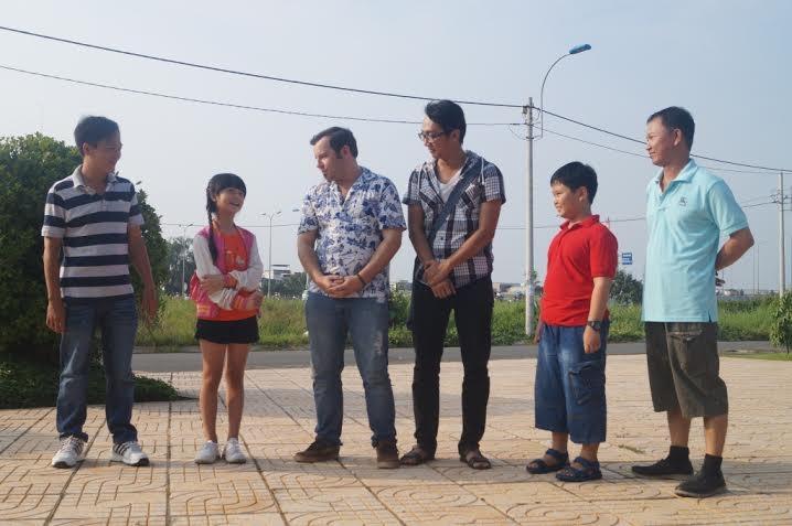 """Lâm Thanh Mỹ - diễn viên nhí """"Đoạt Hồn"""" cùng bố tham gia """"Cha Con Hợp Sức"""""""