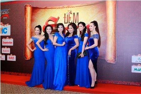 DN Thúy Hằng xuất hiện trong chương trình với vai trò MC bên cạnh Nhà báo Đông Quân.