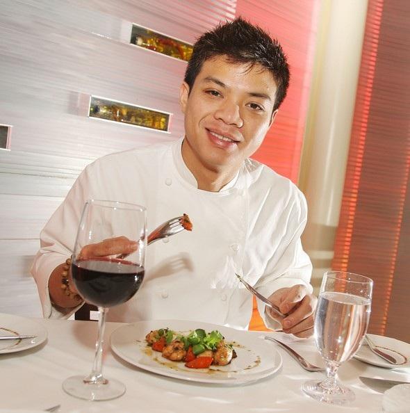Siêu đầu bếp nổi tiếng tại Mỹ Hưng Huỳnh