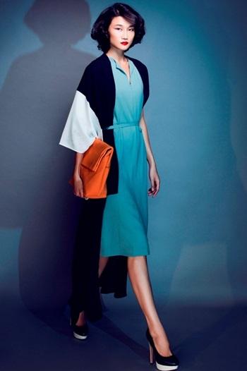 Gương mặt ấn tượng và cá tính của Next Top Model 2012 - Kha Mỹ Vân