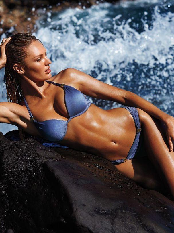 Candice Swanepoel – Victoria's Secret