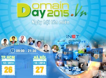 Sắp diễn ra ngày Domain Việt Nam