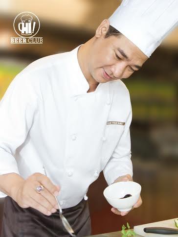 Bếp trưởng Phạm Tuấn Hải - giám khảo Master chef Việt Nam