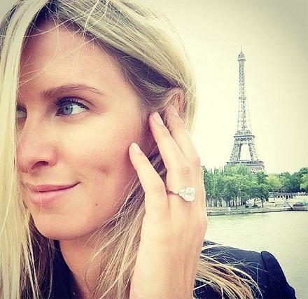"""Những chiếc nhẫn đính hôn ấn tượng của """"sao"""""""