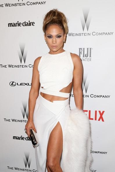 Jennifer Lopez luôn khéo chọn đồ phù hợp với vóc dáng của cô