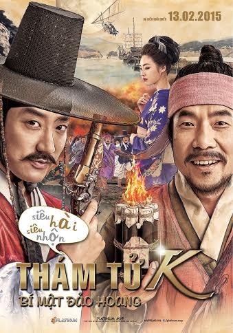 Thám tử Hàn Quốc: Siêu hài, siêu hấp dẫn