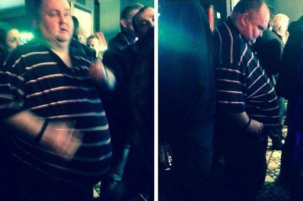 """""""Chàng béo nhảy nhót"""" người Anh Sean bất ngờ trở nên nổi tiếng"""