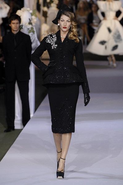 Dior Couture, Fall năm 2007