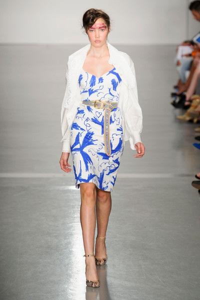 BST của Vivienne Westwood tại London Fashion Week Spring 2015