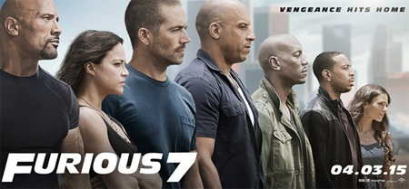 Vừa ra mắt, Furious 7 lập một loạt kỷ lục