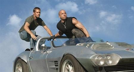 Vin Diesel hát tặng bạn quá cố Paul Walker