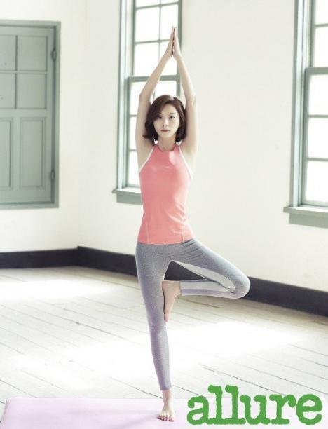 Park Soo Jin - thành viên của nhóm nhạc nữ Sugar
