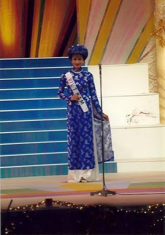 Tại cuộc thi này, Trương Quỳnh Mai đoạt giải