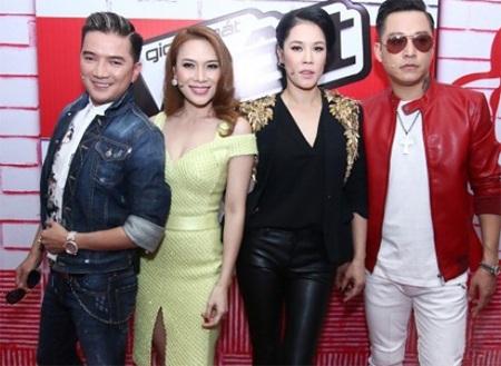 Giám khảo Giọng hát Việt mùa thứ 3