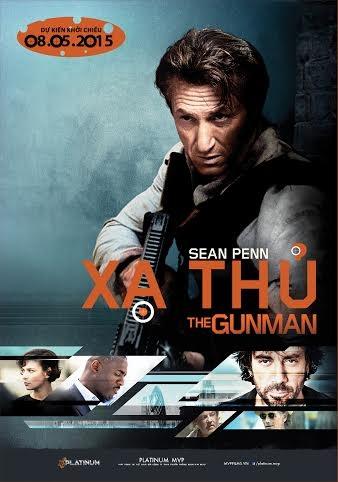 """Sean Penn tái xuất cùng """"Xạ thủ"""""""