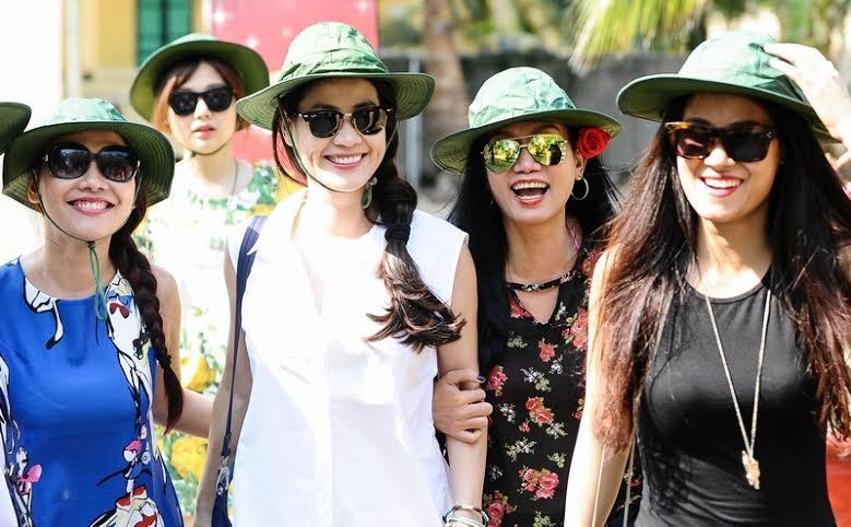 Kim Khánh, Thân Thúy Hà và nhiều diễn viên dự sự kiện này